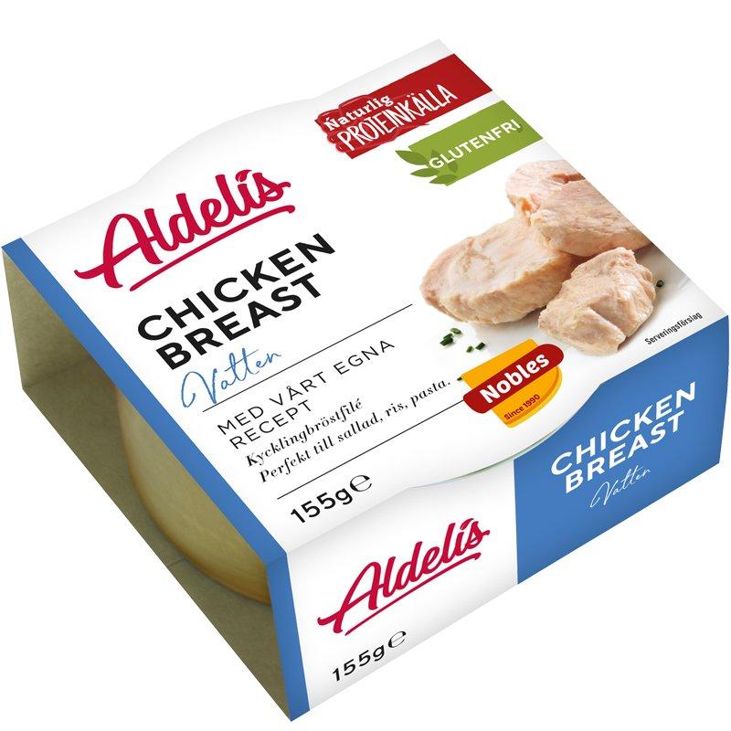 Kycklingbröst i vatten - 16% rabatt
