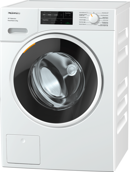 Miele Wsf363wcsp Tvättmaskin - Vit