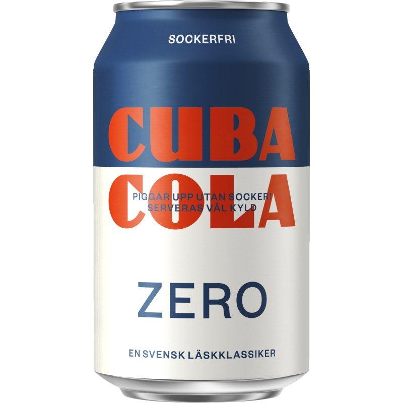 Cuba Cola Zero - 20% rabatt
