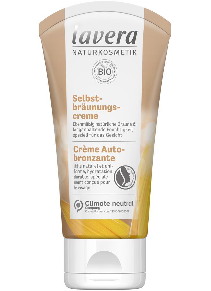 Lavera Self Tanning Cream for Face