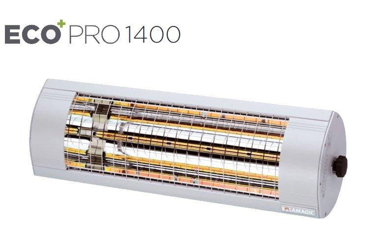 Solamagic -1400 ECO+ PRO Heater Without Switch Titanium