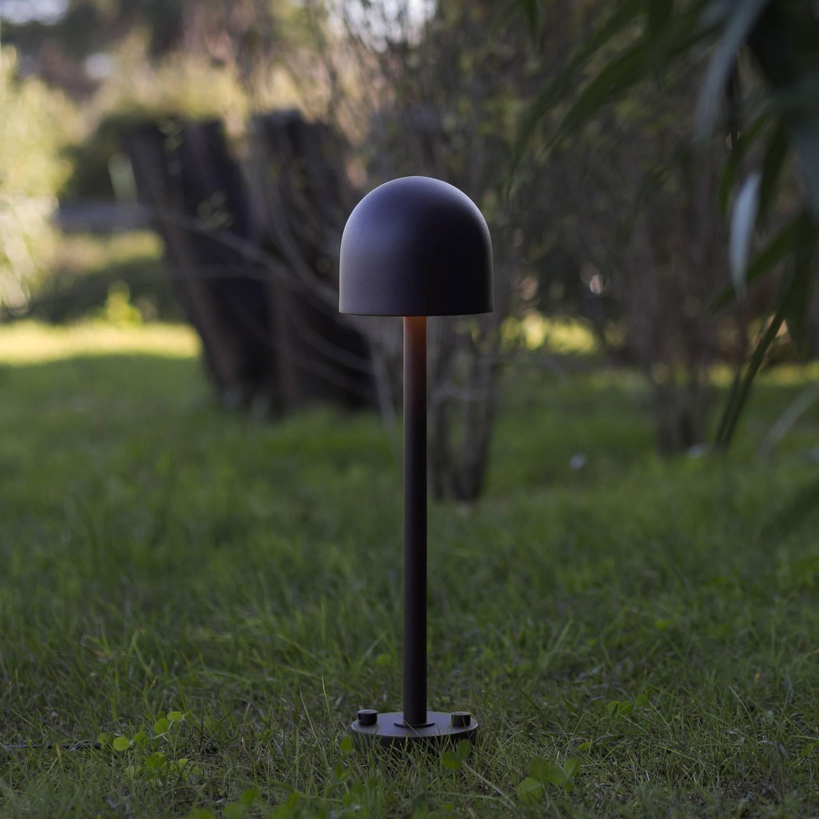 Martinelli Luce Boleto -LED-pollarivalaisin, 50 cm