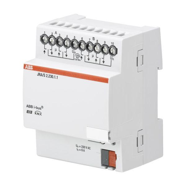 ABB 2CDG110129R0011 Verhomoottoriohjain 230 V Verholähtöjen enimmäismäärä: 2