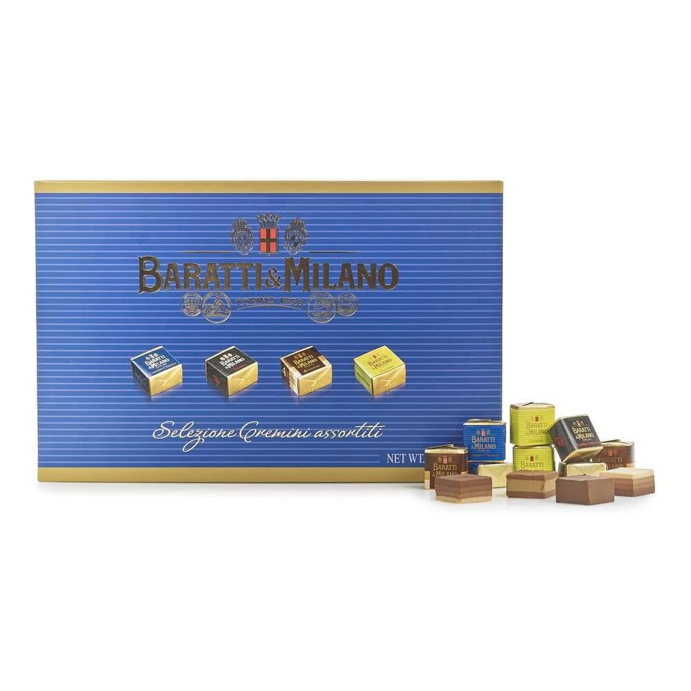 Elegant Assorted Cremini Box by Baratti 270g