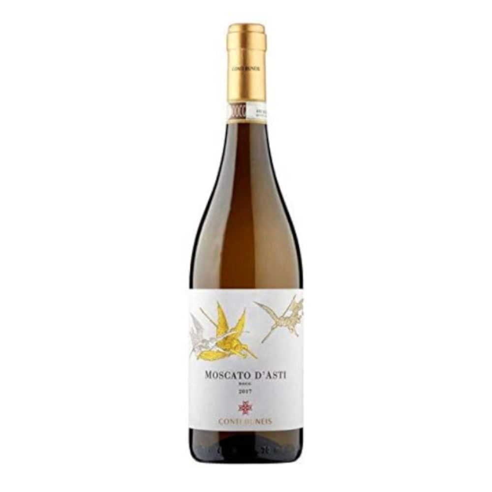 Moscato d'Asti 2017 75cl by Conti Buneis