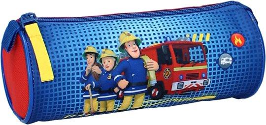 Brannmann Sam Fire Rescue Pennal, Red