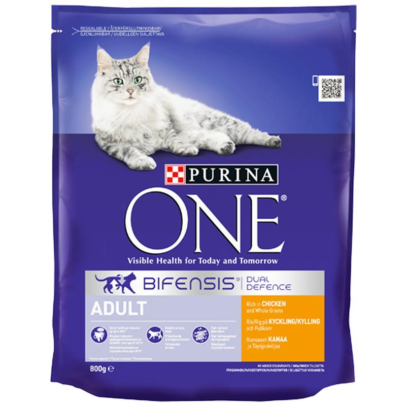 Kissanruoka Adult Kana - 22% alennus