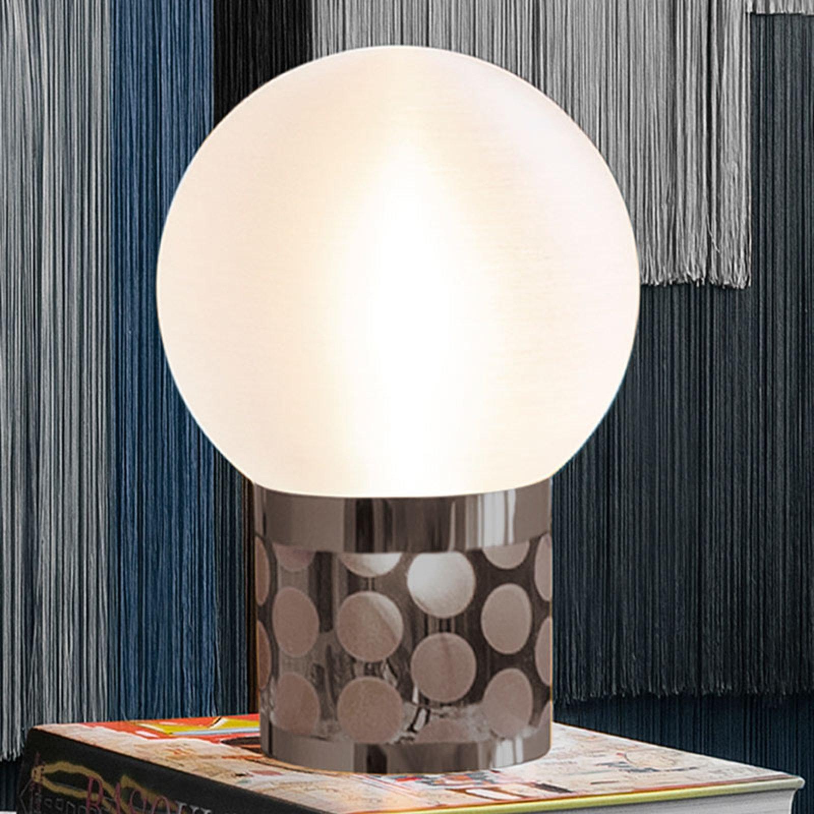 Slamp Atmosfera bordlampe, Ø 30 cm, tinn