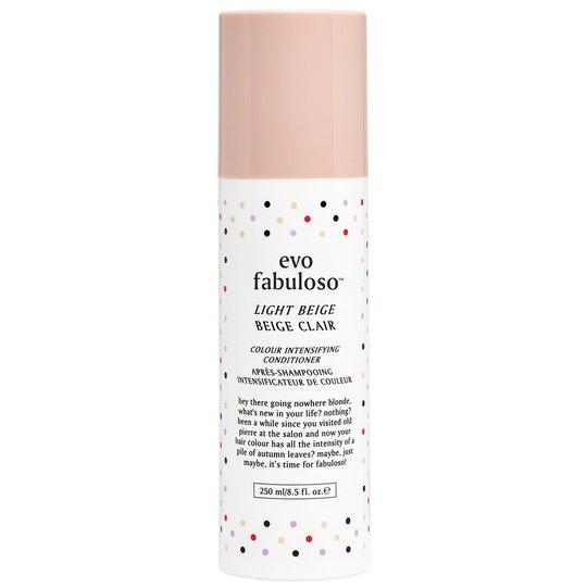 Fabuloso Colour Intensifying Conditioner - Light Beige, 200 ml evo Hoitoaine