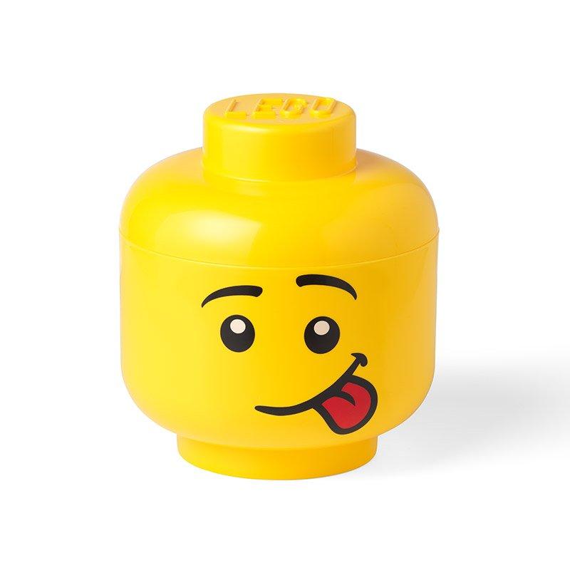 Room Copenhagen - LEGO Storage Head Silly - Small (40311726)