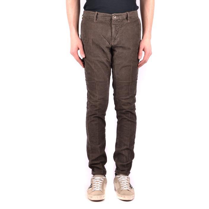 Incotex Men's Trouser Brown 163313 - brown 32
