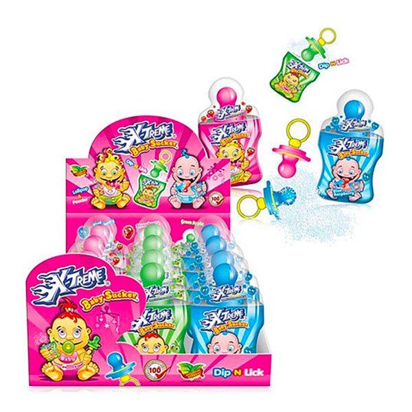 X-Treme Baby Godisnapp - 1-pack