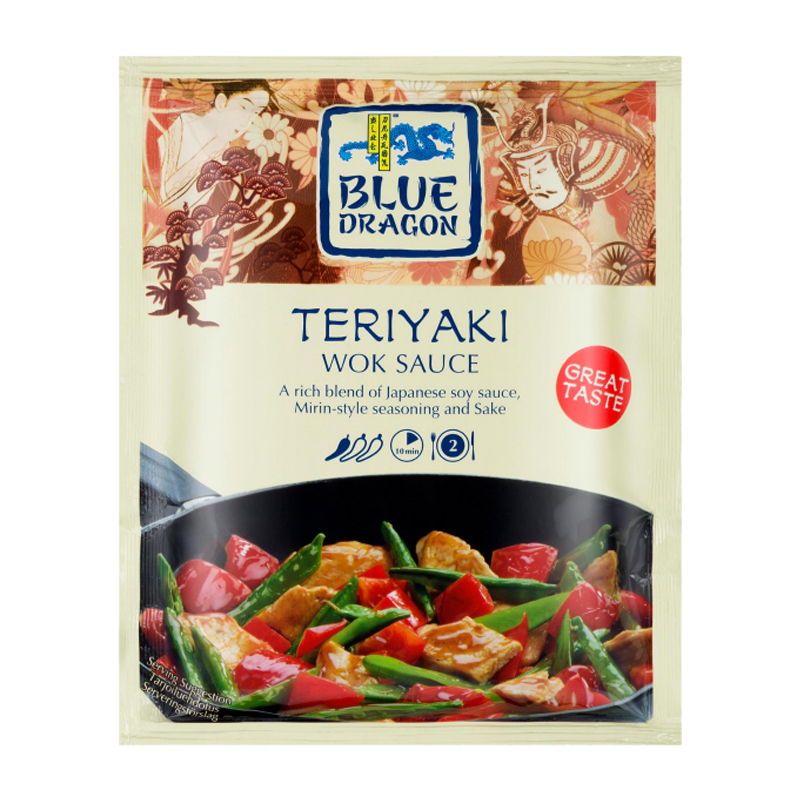 Teriyaki Wok-kastike - 20% alennus