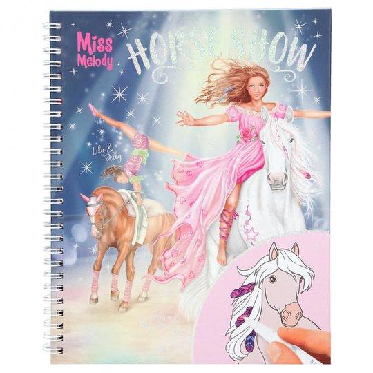 Miss Melody Horse Show Med Magiske Tusjer