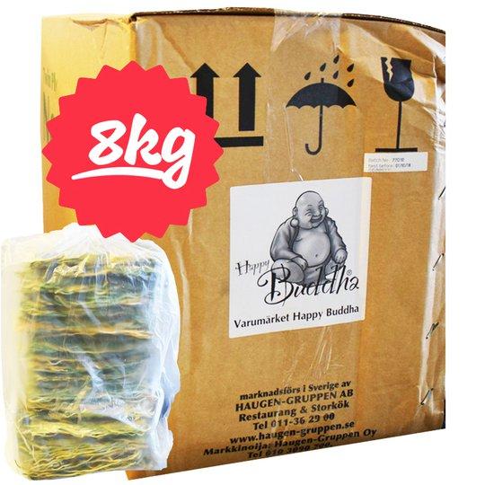 """Hel Låda Nudlar """"Twin Ply Noodles"""" 8kg - 55% rabatt"""