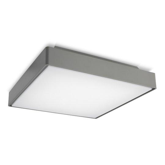 Vankka LED-kattovalaisin Kössel ulkokäyttöön.