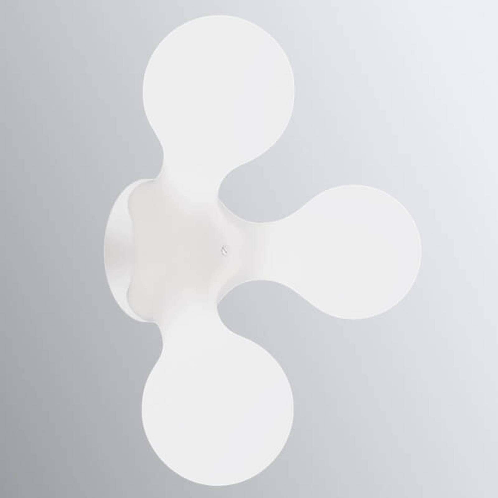 Aistillinen seinävalaisin Atomium