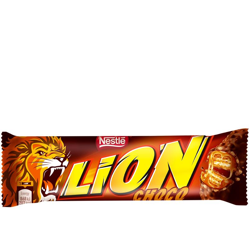 Lion Choco - 22% rabatt