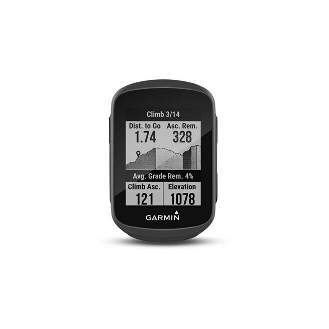 Garmin Edge 130 Plus MTB Bundle, Cykeldator