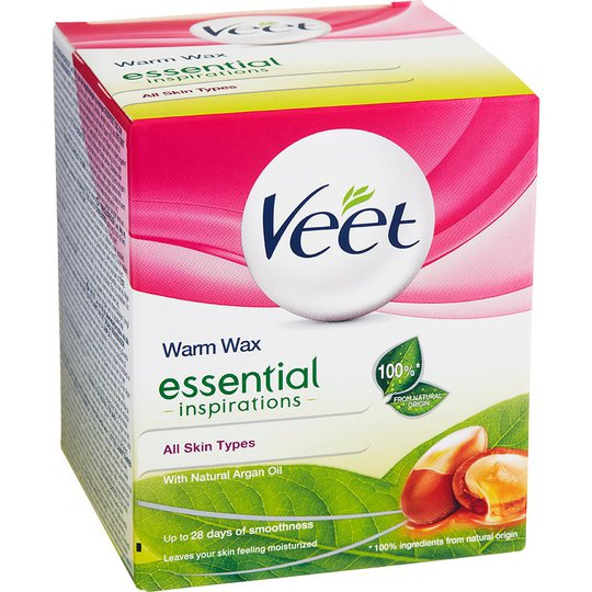 Veet Essential Inspiration Warm Wax, 200 ml Veet Vaha