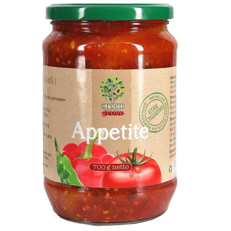 Grönsaksröra Tomat, Paprika & Chilli - 24% rabatt