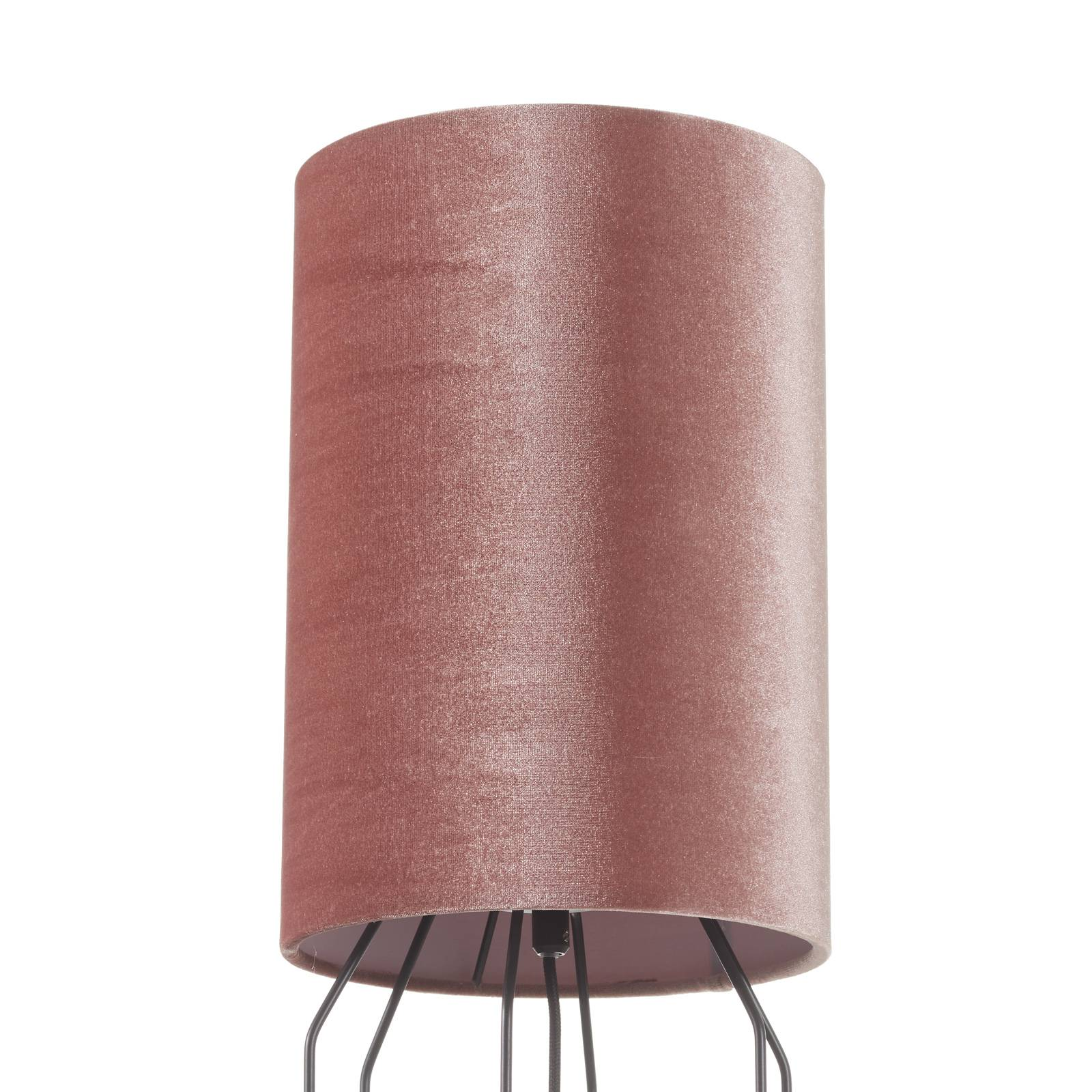Schöner Wohnen Grace -lattiavalo, vaaleanpunainen