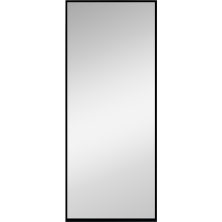 Spegel Mirror Large Svart