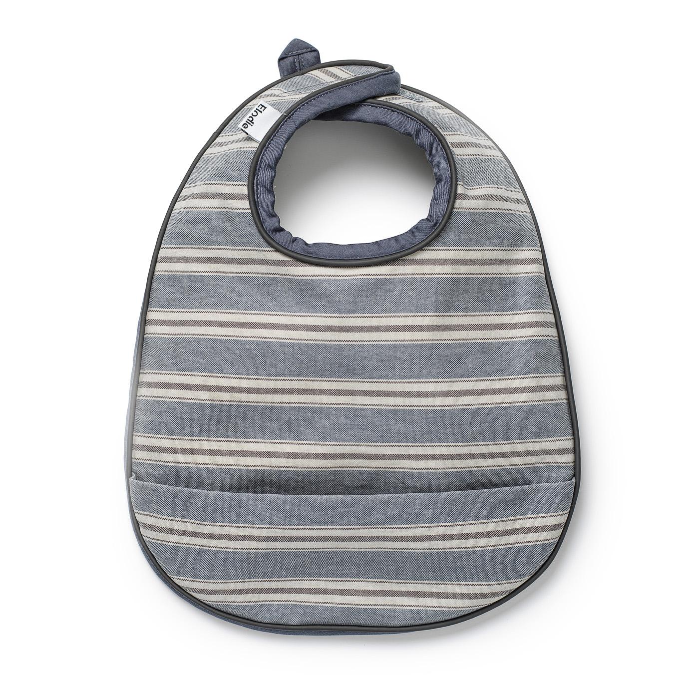 Baby Bib - Sandy Stripe