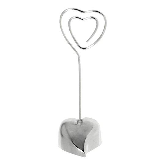 Korthållare Hjärta - 1-pack