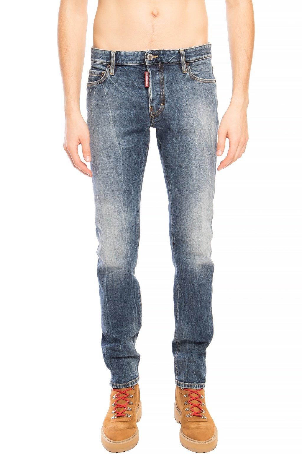 Dsquared² Men's Jeans Blue DS1432863 - IT46 | S
