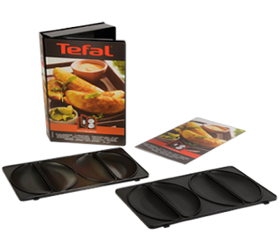 Tefal - Turn Over Set For Snack Collection Box 8 (XA800812)