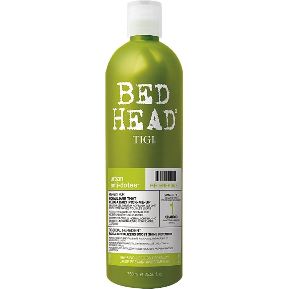 Urban Re-Energize 1, 750 ml TIGI Bed Head Shampoo