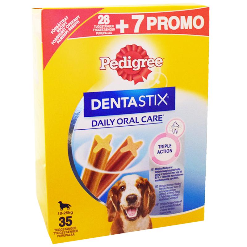 "Hundgodis ""Dentastix Triple Action"" 900g - 34% rabatt"