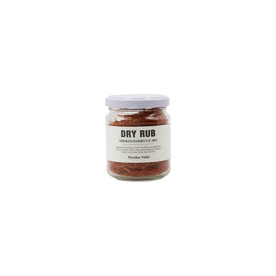 Nicolas Vahé Dry Rub Smoked Barbeque