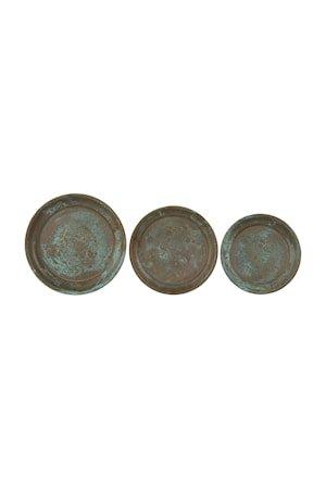 Fat 3st Use Ø 11,5 cm - Brun/Grønn