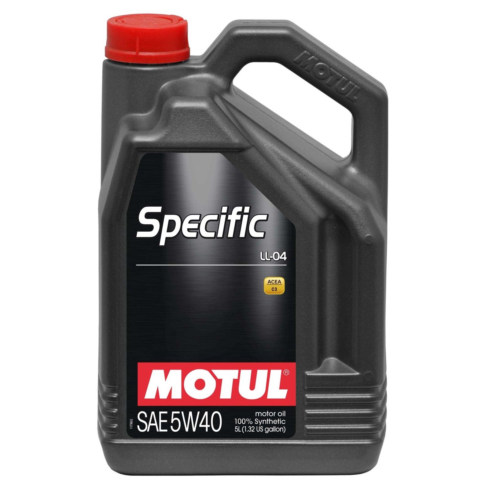 Moottoriöljy MOTUL SPECIFIC 5W40 5L
