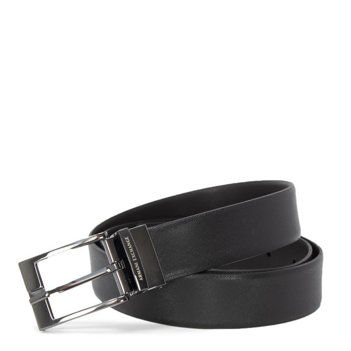 Armani Exchange Men's Belt Black 166119 - black UNICA