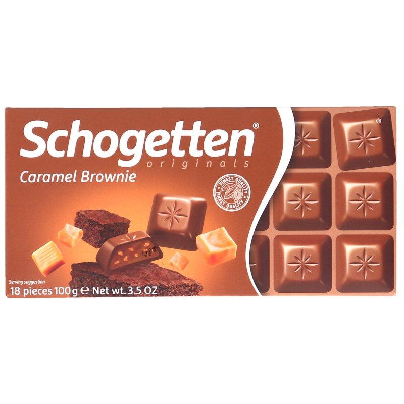 Choklad Caramel Brownie - 11% rabatt