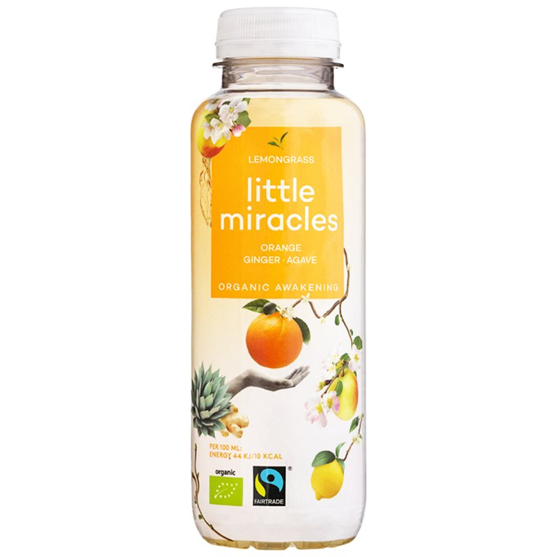 Eko Iste Citrongräs & Apelsin 330ml - 47% rabatt