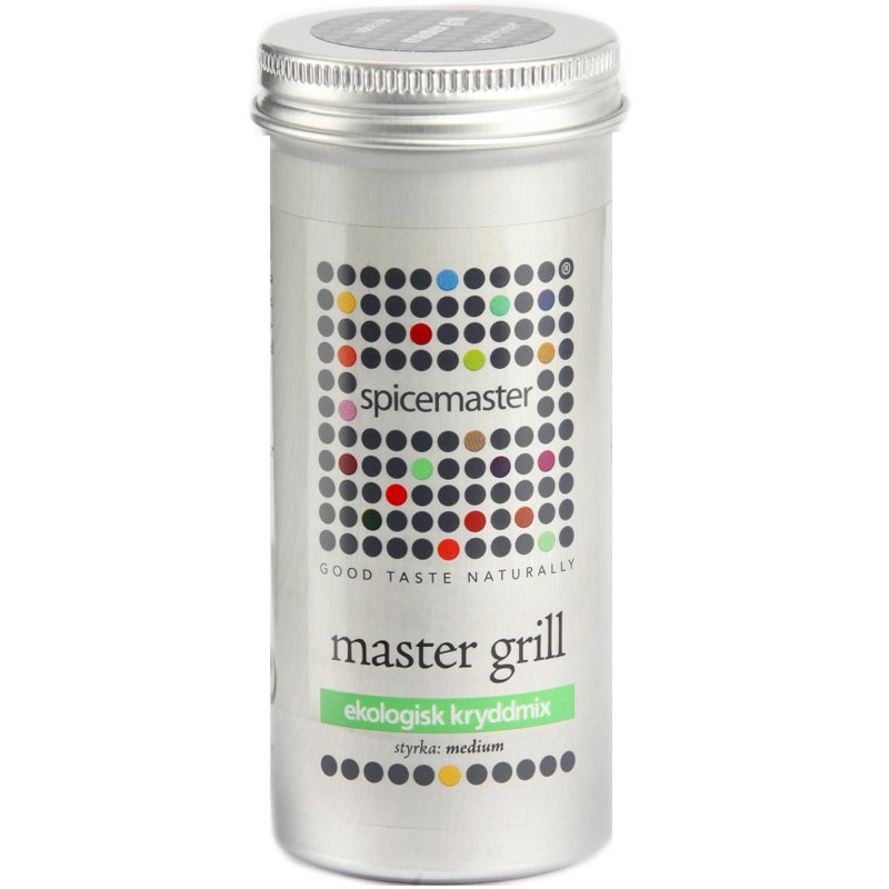 """Maustesekoitus """"Master Grill"""" 45 g - 57% alennus"""