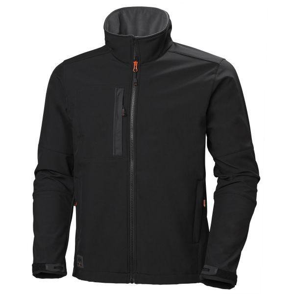 Helly Hansen Workwear Kensington Softshelljacka svart M