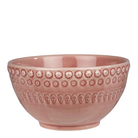 PotteryJo - Daisy Skål 14 cm Rose