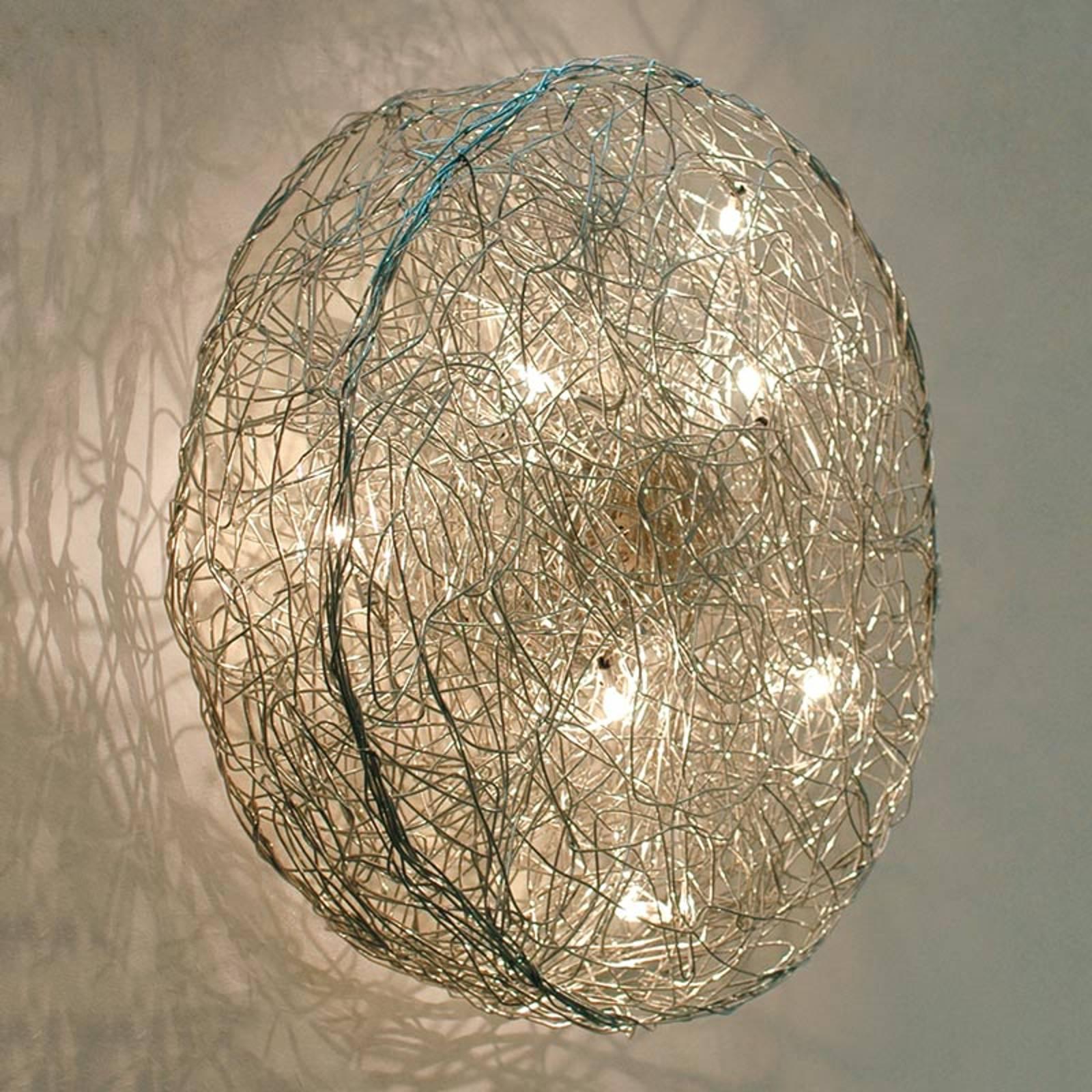 100 cm halkaisija – Rotola-design-seinävalaisin