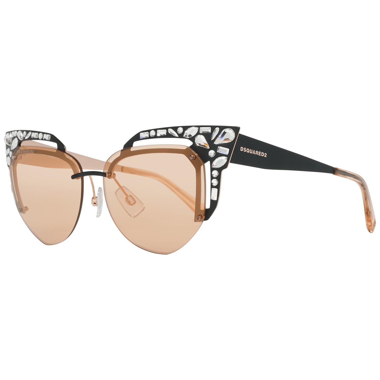 Dsquared² Women's Sunglasses Gold DQ0312 5533Z