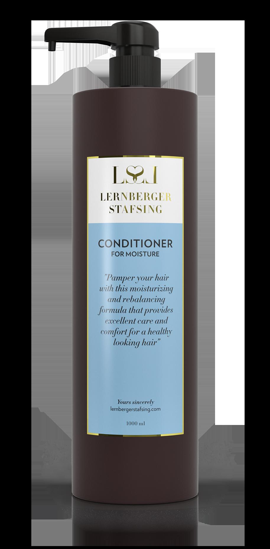 Lernberger Stafsing - Conditioner For Moisture w. Pump 1000 ml
