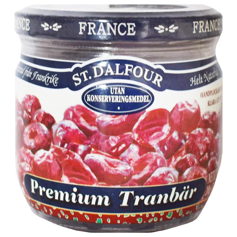 """Tranbär """"Premium"""" 200g - 33% rabatt"""