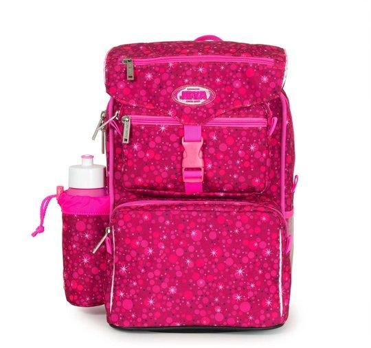 Jeva Beginners Ryggsekk 16L, Super Pink
