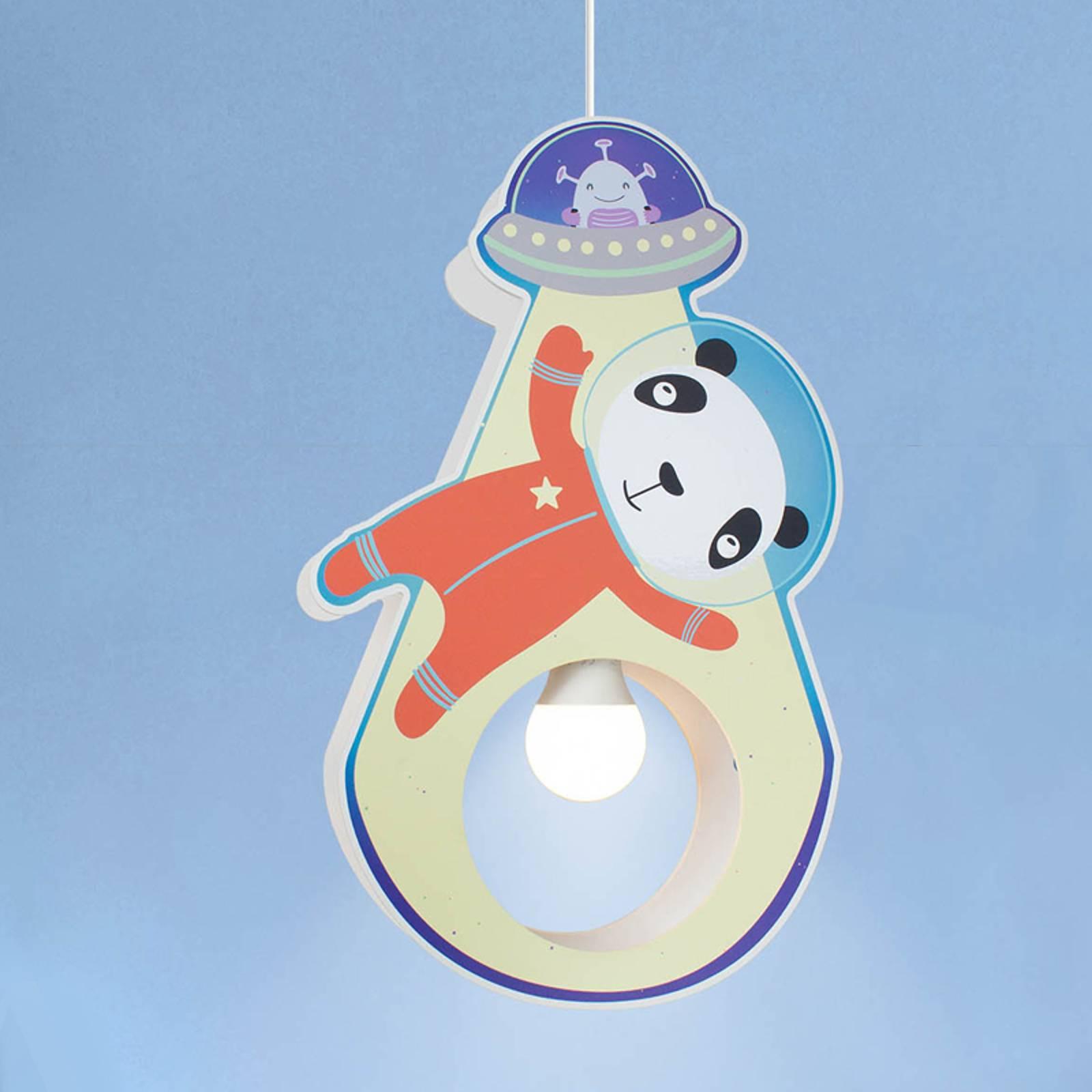 Riippuvalo Little Astronauts Panda