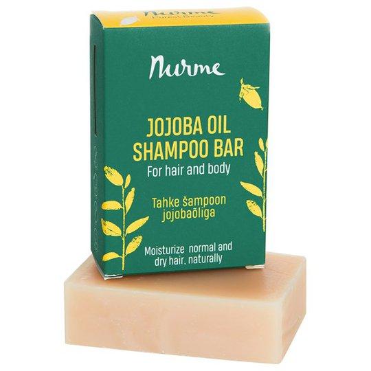 Nurme Jojoba Oil Shampoo Bar, 100 g