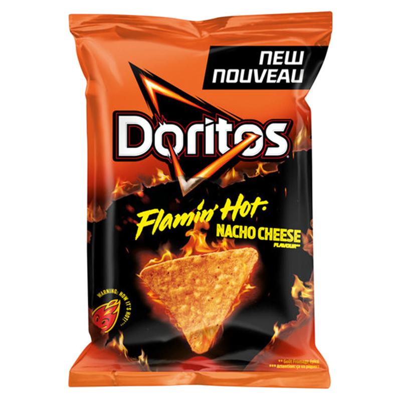 Doritos Flamin Hot Nacho Cheese - 25% rabatt